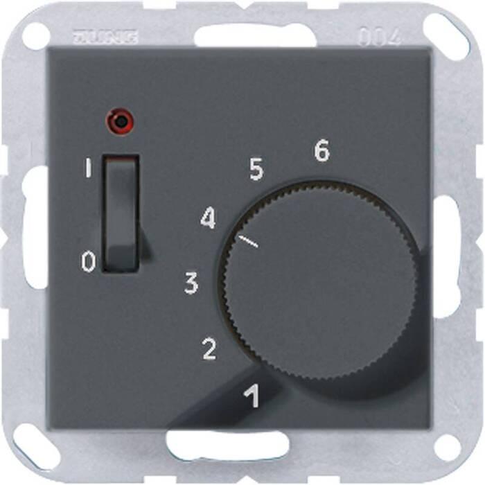 Термостат 230 В~ 10А с выносным датчиком для электрического подогрева пола механизм Eberle, FRe 525 22 + AFTR231PLANM купить по цене 4956 руб. | Интернет-магазин JUNG-PRO